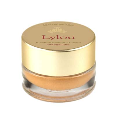 Lylou - Kissable Glamourcream - Orange Lime